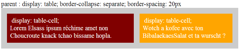border-spacing: 20px